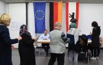 REN VESTFALYA - Almanya Sandık Başına Gitti