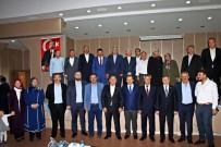 İLÇE KONGRESİ - Araç'ta Mevcut Başkan Yüksel Özdemir, Yeniden Başkanlığa Seçildi