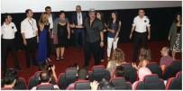 SERMİYAN MİDYAT - Ay Lav Yu Tuu Filminin Galası Mardin'de Yapıldı