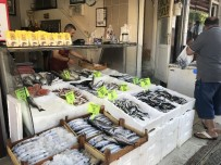 BATı KARADENIZ - Balık Tezgahlarında Palamut 5 Liraya Düştü
