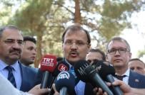 SİVİL TOPLUM - Başbakan Yardımcısı Çavuşoğlu'ndan Irak'taki Referanduma İlişkin Açıklama