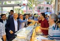 CUMALI ATILLA - Başbakan Yardımcısı Işık, Diyarbakır'da Esnafı Ziyaret Etti