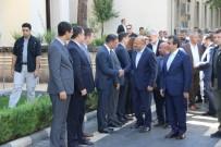 GALIP ENSARIOĞLU - Başbakan Yardımcısı Işık Diyarbakır'da