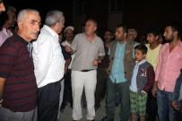 DURANKAYA - Belediye başkanına alçak saldırı