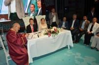 YÜCEL ÇELİKBİLEK - Beykoz'da Toplu Nikah Töreniyle 20 Çift Dünyaevine Girdi