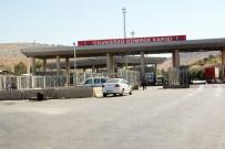 İDLIB - Cilvegözü Sınır Kapısı Sakin Bir Gün Yaşıyor
