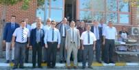 REKTÖR - ÇOMÜ Taşıt İşletme Amirliğinin Pilav İkramı Gerçekleştirildi