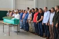 KANALİZASYON - Daire Başkanı Solak'ın Acı Günü