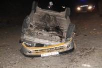 DİYARBAKIR - Elazığ'da Trafik Kazası Açıklaması 1 Ölü 3 Yaralı