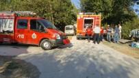 AHMET YESEVI - Kadirli'de Ev Yangını Korkuttu