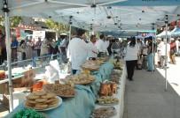 İÇLİ KÖFTE - Kahramanmaraş'ın Yemekleri Yarıştı
