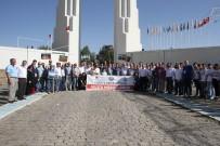 GİRESUN VALİSİ - 'Kardeş Şehir' Projesi
