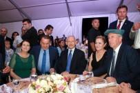 KEMAL KILIÇDAROĞLU - Kılıçdaroğlu, Muharrem İnce'nin oğlunun düğününe katıldı