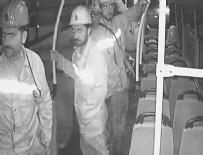 KILIMLI - 'Koltuklar kirlenmesin' diye ayakta yolculuk yapan madenciler o anları anlattı