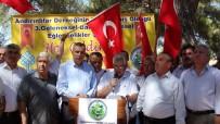 BASIN AÇIKLAMASI - Kolutek Açıklaması 'Kerkük Sömürgecilerin Siyasi Emellerine Kurban Edilemez'