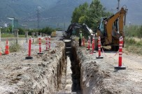 ŞEBEKE HATTI - Konya'da Bütün İlçeler Sağlıklı Çevreye Kavuşuyor