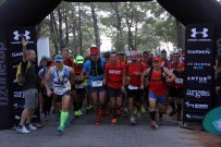 ÖLÜDENİZ - Likya Yolu Ultra Maratonu Fethiye'den Başladı