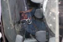 SURİYE - Malatya'da Kaza Açıklaması 4 Yaralı