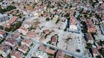 YIKIM ÇALIŞMALARI - Meram Aksinne'de Yıkım Çalışmaları Hızlandı