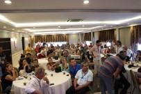 AMATÖR - Mithat Ertaş, Yeniden ASKF'nin Başkanı