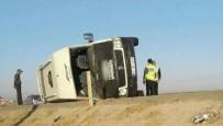 HÜSEYIN YıLDıZ - Şanlıurfa'da Trafik Kazası Açıklaması 5 Yaralı