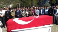 OSMANIYE VALISI - Şehit İşçi Osmaniye'de Toprağa Verildi