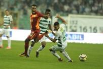 YASIN ÖZTEKIN - Süper Lig Açıklaması Bursaspor Açıklaması 1 - Galatasaray Açıklaması 0 (İlk Yarı)