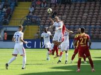 SERKAN TOKAT - Süper Lig Açıklaması K.Karabükspor Açıklaması 0 - E.Y. Malatyaspor Açıklaması 3 (İlk Yarı )