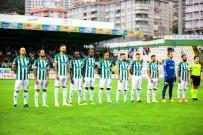 DA SILVA - TFF 1. Lig Açıklaması Akın Çorap Giresunspor Açıklaması 0 - Elazığspor Açıklaması 0