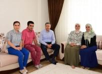 SÖZLEŞMELİ ER - Vali Yerlikaya'dan Şehit Ailelerine Ziyaret