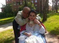 Yeşim Çetir'in Babası Da Kanserden Öldü