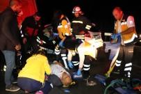 Yozgat'ta Trafik Kazası Açıklaması 1 Ölü 1 Yaralı