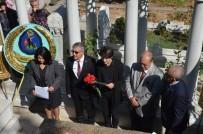 ZEKİ MÜREN - Zeki Müren Ölümünün 21. Yılında Mezarı Başında Şarkılarla Anıldı