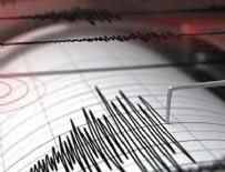 GOOGLE - Afyon'da korkutan deprem!