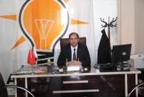 CEVDET YILMAZ - AK Parti Çıldır İlçe Başkanı Vural'dan Kongreye Davet