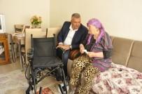 DEREKÖY - Akhisar'da Engeller Büyükşehirle Kalkıyor
