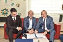 ABDURRAHMAN YILMAZ - Akhisar OSB'ye İtfaiye Birimi