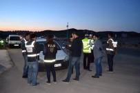 AYKUT PEKMEZ - Aksaray'da 30 Sürücüye 14 Bin 362 TL Para Cezası Kesildi