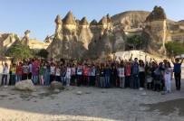 ÇALIŞAN ÇOCUKLAR - Altındağlı Çocuklardan Kapadokya Çıkarması
