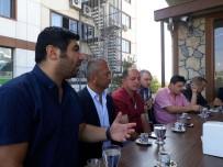 İŞADAMLARI - Antalya İş Ve İnşaat Makinaları Fuarı'na Kocaeli'den Destek