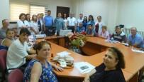 MEHMET AKDAĞ - Atatürk Devlet Hastanesi'nde 'Diyabet Okulu' Açıldı