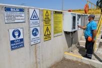 İŞÇİ GÜVENLİĞİ - Atıksu Arıtma Tesislerinde Güvenlik Önlemleri Arttı