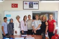 ÖZLEM KAYA - Babaeski Ortaokulu'nda TEOG 'Ta Derece Alanlara Ödül