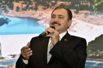 İSRAIL BAYRAĞı - Bakan Eroğlu Gümüşhane'de 182 Milyon TL'lik Tesislerin Temelini Attı