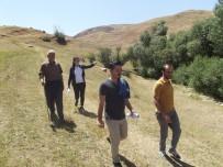 TARıM - Başkan Aşkan'dan Çiftçilere Ziyaret
