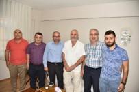 ZEMZEM - Başkan Üzülmez, Hac'dan Dönen Vatandaşları Ziyaret Ettti