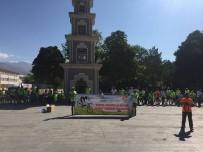 KÜRESEL ISINMA - Bisikletseverler Otomobilsiz Yaşam Gününde Pedal Çevirdi