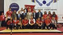 TAŞPıNAR - Caner Toptaş, Avrupa Şampiyonu Oldu