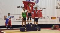 TAŞPıNAR - Caner Toptaş Avrupa Şampiyonu