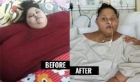 ŞIŞMANLıK - Dünyanın en şişman kadını hayatını kaybetti